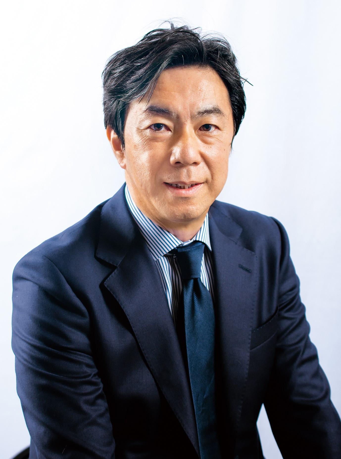 代表取締役社長 井口 貴嗣